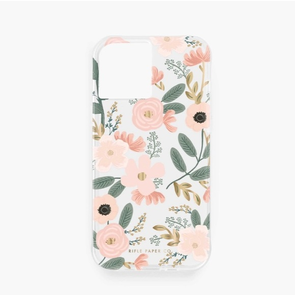Rifle Paper Co Wildflowers iPhone 11 Case